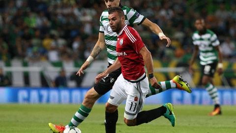 Legia Warsaw vs. Sporting CP