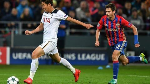 Tottenham vs. CSKA Moscow