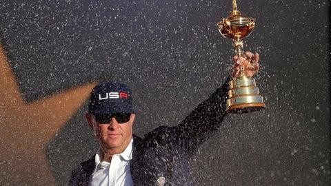 U.S. wins the Ryder Cup (finally)