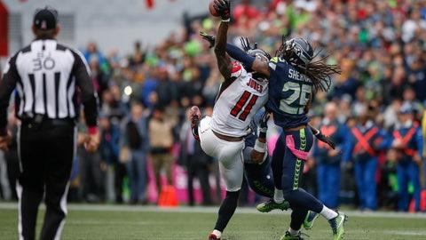The refs, Seattle d. Atlanta, 26-24 (Week 6)