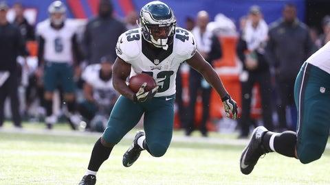 Darren Sproles, RB, Eagles (concussion)