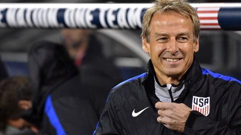 Jurgen Klinsmann fired as USMNT manager