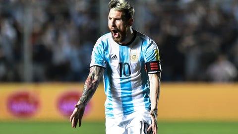 2 - Lionel Messi
