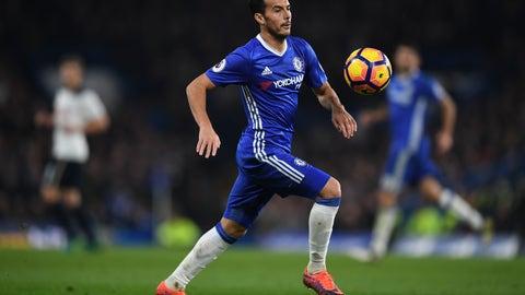 Spain forward: Pedro