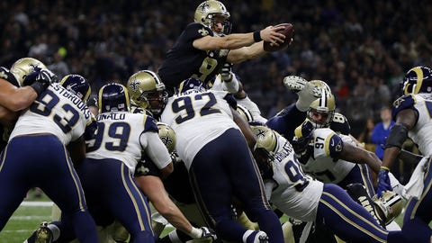 November 26: New Orleans Saints at Los Angeles Rams, 4:05 p.m. ET