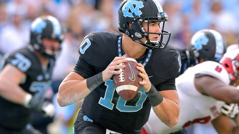 Mitch Trubisky - QB - North Carolina