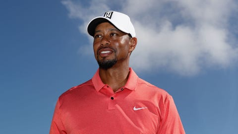Tiger won't win this year