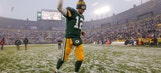 Aaron Rodgers is better in December than Santa (and 10 other wild Week 14 stats)