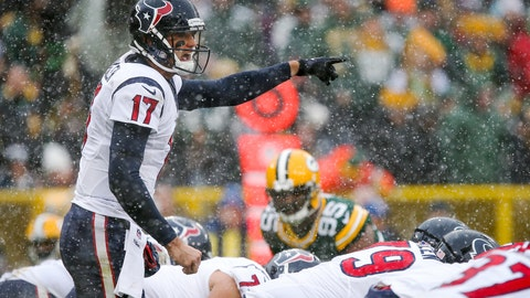 N/A: Houston Texans (6-6, tied)