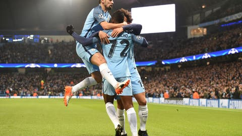 Manchester City (Previously: 5)