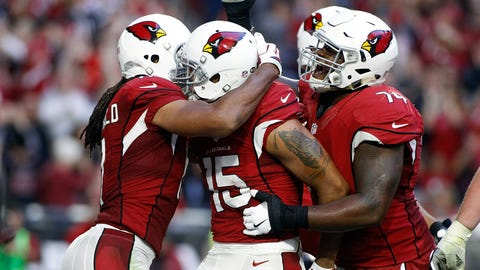 5th-hardest: Arizona Cardinals (5-7-1, 4th out)
