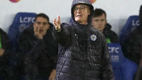 Sunday: Southampton vs. Leicester City