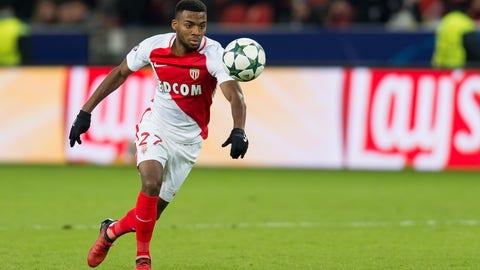 Midfielder: Thomas Lemar, Monaco