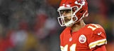 The Kansas City Chiefs are the luckiest team in the NFL