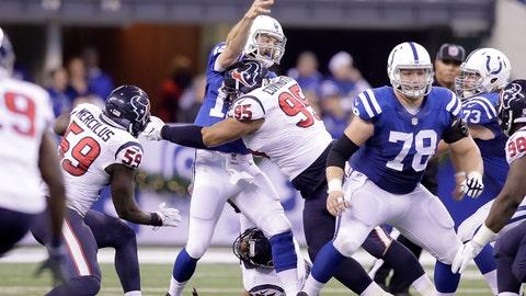 Texans 22 - Colts 17