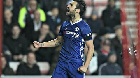 Chelsea would be crazy to sell Cesc Fabregas