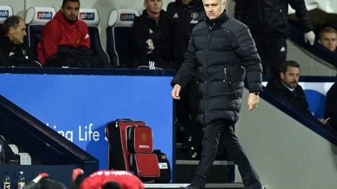 For Jose Mourinho: A new wardrobe