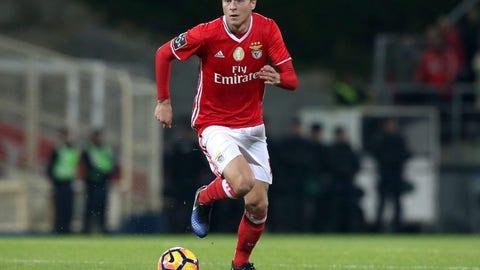 Victor Lindelof, Benfica