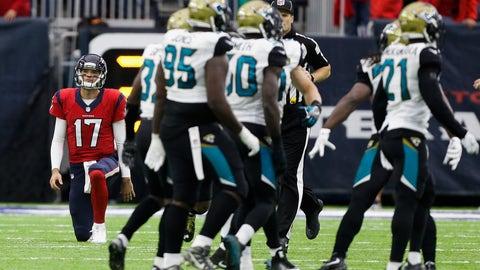 Jacksonville Jaguars (last week: 29)