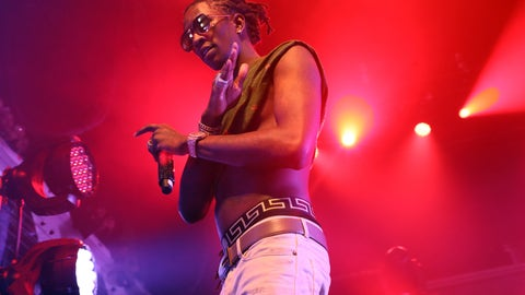 Young Thug: taking the Ron Artest route