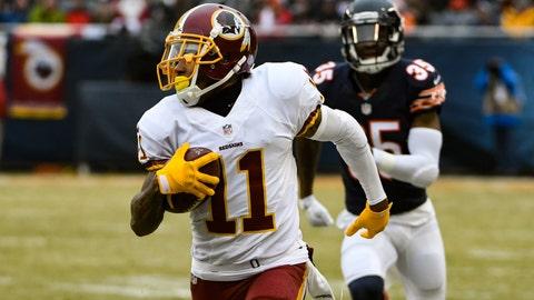 DeSean Jackson, WR, Redskins (jaw)