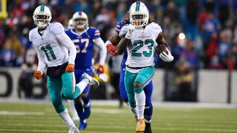 Dolphins 34 - Bills 31 (OT)