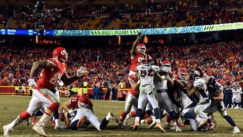 Chiefs 33 - Broncos 10