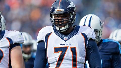 Donald Stephenson, RT -- Denver Broncos