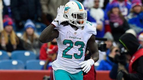Miami Dolphins: +7500 (75/1)