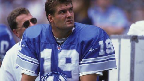 Detroit Lions: QB Scott Mitchell (1994)