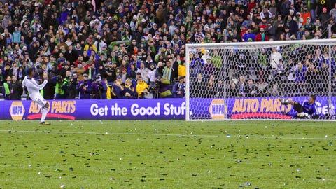 2009: Real Salt Lake 1, LA Galaxy 1 (PKs)