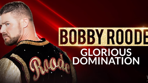 Bobby Roode joins NXT with a theme song for the ages