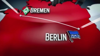 Hertha BSC Berlin vs. Werder Bremen | 2016–17 Bundesliga Highlights