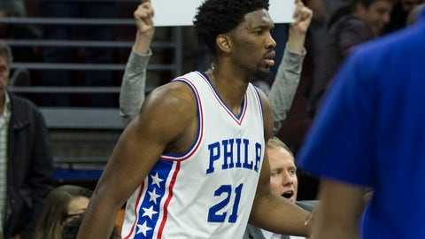 Just keep trusting the process, 76ers fans