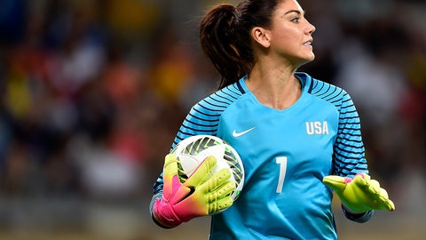 U.S. Soccer drops the hammer on Hope Solo