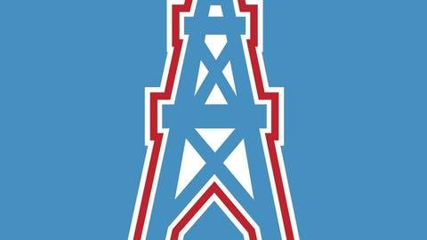 1. Houston Oilers (1980-96)
