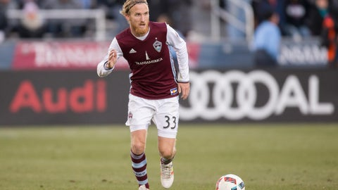 Jared Watts, Colorado Rapids