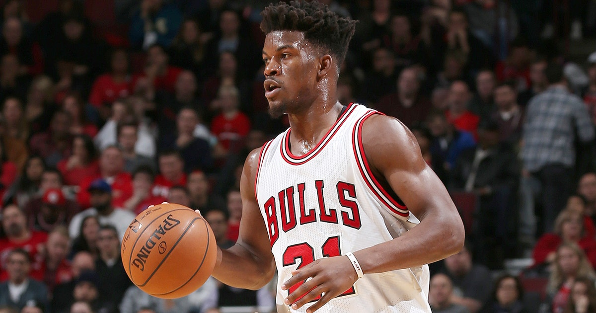 Butler has taken over as the face of the Bulls franchise 902cc105c