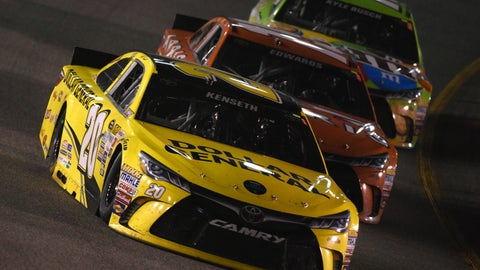 Joe Gibbs Racing, 4