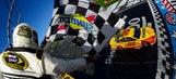 12 tracks where Joey Logano has won Monster Energy Series races