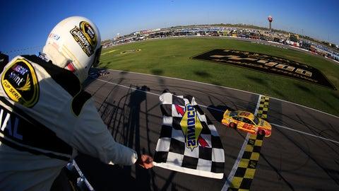 Kansas Speedway, 2
