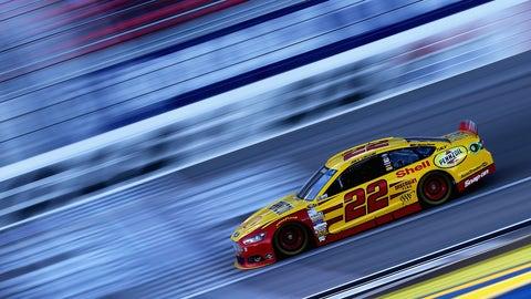 Joey Logano, Las Vegas Motor Speedway, 10.75