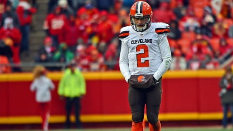 Manziel is still the ultimate risk