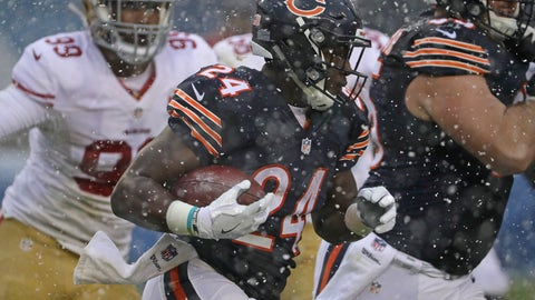 Chicago Bears: The classic home outfit