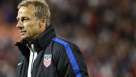 Jurgen Klinsmann era with USMNT ends