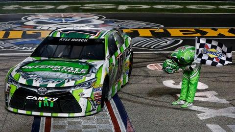 Monster Energy Series race