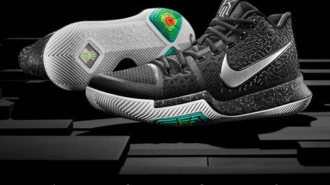 Technical details for the Kyrie 3