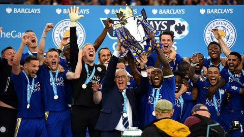 Leicester City do the unthinkable