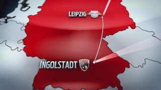 FC Ingolstadt 04 vs. RB Leipzig | 2016–17 Bundesliga Highlights