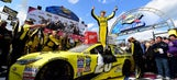 19 tracks where Matt Kenseth has won NASCAR Cup Series races